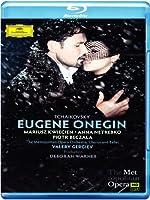 Eugene Onegin: Metropolitan Opera (Gergiev) [Blu-ray] [2014]