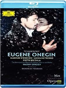 Tchaikovsky : Eugene Onegin [Blu-ray]