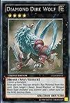 Yu-Gi-Oh! – Diamond Dire Wolf (CT10-E…