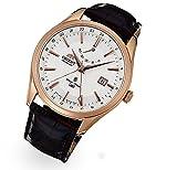 〔オリエント〕ORIENT 腕時計 AUTOMATIC GMT オートマチックSDJ05001W0《逆輸入品》