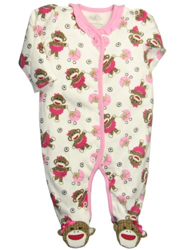 Baby Monkey Outfit front-1043768