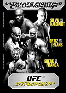 Ufc 73: Stacked [DVD] [2007] [Region 1] [US Import] [NTSC]