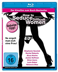 How To Seduce Difficult Women - So angelt man sich eine Frau (Blu-ray)