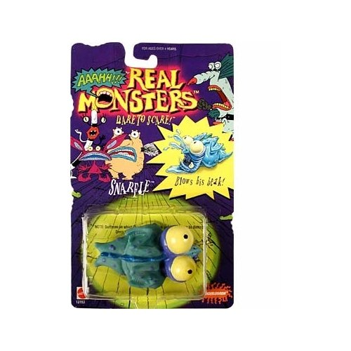 Real Monsters Snarfle Action Figure