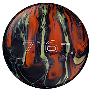 Track 716T Bowling Ball, 12