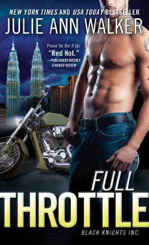 Julie Ann Walker - Full Throttle (Black Knights Inc.)