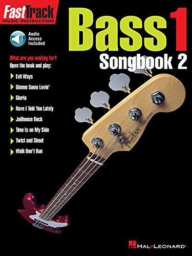 Fast Track: Songbook 2: Bass 1