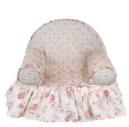 Cotton Tale Designs Baby's 1st Chair, Tea Party