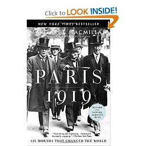Paris 1919 - Margaret MacMillan