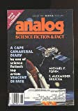 img - for Analog Science Fiction and Fact (August, 1992) book / textbook / text book