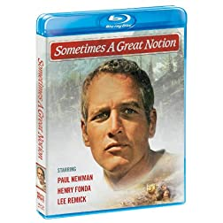 Sometimes A Great Notion [Blu-ray]