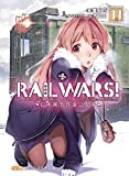 RAIL WARS!< 11>日本國有鉄道公安隊 (クリア文庫)