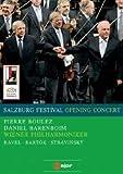 echange, troc Festival De Salzbourg 2008 : Concert D'Ouverture Oeuvres De Bartok, Ravel & Stravinsky