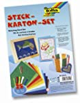 Folia 23419 - Stickkarton - Set, 25-t...