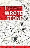 I Wrote Stone: The Selected Poetry of Ryszard Kapuscinski (Biblioasis International Translation Series)