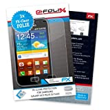 "atFoliX FX-Clear Displayschutzfolie f�r Samsung Galaxy Ace Plus S7500 (3 St�ck)von ""Displayschutz@FoliX"""