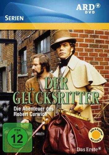 Der Glücksritter - Die Abenteuer des Robert Curwich - Alle 8 Kapitel [4 DVDs]