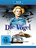 DVD Cover 'Die Vögel [Blu-ray]