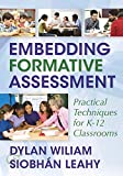 img - for Embedding Fomative Assessment: Practical Techniques for K-12 Classrooms book / textbook / text book