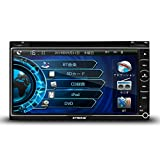 (TD699GY)XTRONS最新 2DIN 7インチ カーナビ DVDプレーヤー・2014新入荷8G ゼンリン観光地図・ブルートゥース・USB・iPhone対応