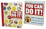 img - for You Can Do It!: Deluxe Gift Set by Grandcolas, Lauren Catuzzi (2005) Paperback book / textbook / text book