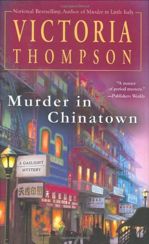 Image of Murder In Chinatown (Gaslight Mystery)