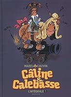 Câline et Calebasse - L'intégrale - tome 1 - Câline et Calebasse (intégrale) 1969-1973