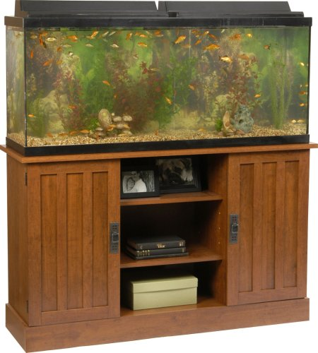 Ameriwood 55-Gallon Aquarium Stand