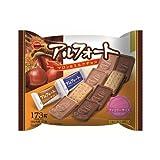 ブルボン アルフォート マロン&ミルクチョコ ファミリーサイズ 12袋
