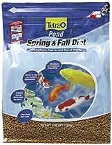 TetraPond Spring & Fall Diet Floating Pond Sticks, 3.08 Pounds