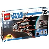 LEGO Star Wars Set #7752 Clone Wars Count Dooku's Solar Sailer