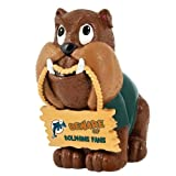 Miami Dolphins NFL Bulldog Holding Sign Figurine at Amazon.com
