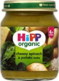 Hipp Cheesy Spinach & Potato Bake 125g - CLF-HIP-6206