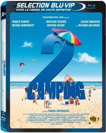 Camping 2 - Édition Blu-Ray+ Dvd