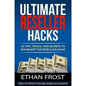 Ultimate Reseller Hacks Audiobook