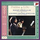モーツァルト:2台のピアノのためのソナタ/シューベルト:幻想曲 他