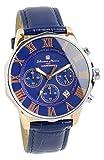 [サルバトーレマーラ] 腕時計 ウォッチ クロノグラフ 10気圧防水 ビジネス フォーマル イタリアブランド ネット通販限定モデル メンズ