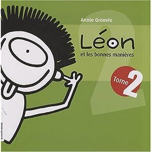 Léon et les bonnes manières T 02 Petit Format