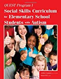 img - for Quest Program I: Social Skills Curriculum for Elementary School Students with Autism book / textbook / text book