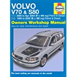 """Volvo V70 and S80 Petrol and Diesel Service and Repair Manua: 1998 to 2005 (Haynes Service and Repair Manuals)von """"Martynn Randall"""""""