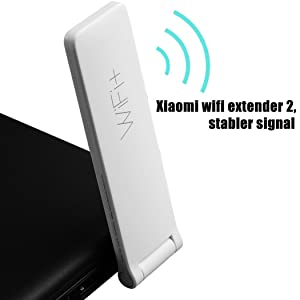 Anbee TELLO WiFi Range Extender, Xiaomi WIFI Repeater 2 Amplifier Universal Wi-Fi Extender 300Mbps 802.11n Wireless WIFI Signal Extender for TELLO Drone