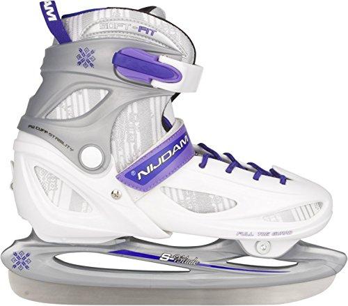 Nijdam Kinder Eishockeyschlittschuhe Iceskater