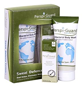 Perspi Guard Dual Action Sweat Defence System
