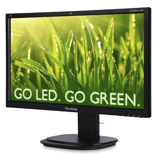 ViewSonic VG2437MC-LED 24-Inch Screen LED-Lit Monitor