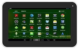 "Sunstech CA7DUAL8GBWT - Tablet de 7"" (WiFi, Dual Core de 1 GHz, 1 GB de RAM, 8 GB de memoria interna, cámara, WiFi, HDMI, USB, SD)"