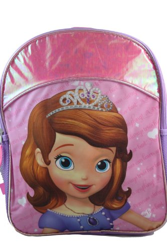 Disney Princess - Sofia the First - Large School Bag Backpack - 1