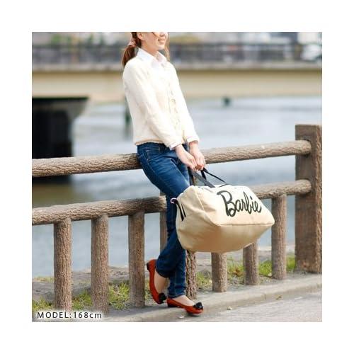 バービー Barbie 2wayボストンバッグ ショルダーバッグ [ビーズ] 48827