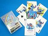 Disney Lilo & Stitch Plastic playing cards (japan import)