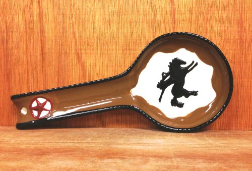 Cowboy Western Horse Spoon Rest Kitchen Decor New New Ebay