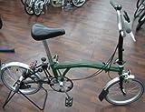 2009年モデル BROMPTON(ブロンプトン) M3L ブリティッシュグリーン